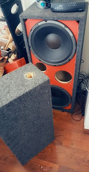 "$200 son digital performace y son de 12"" for Sale in Queens, NY"