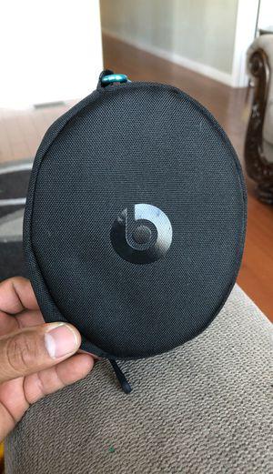 Beats Solo 3 travel case black for Sale in Escondido, CA