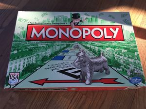 Monopoly board game very good condition for Sale in Lakewood Township, NJ