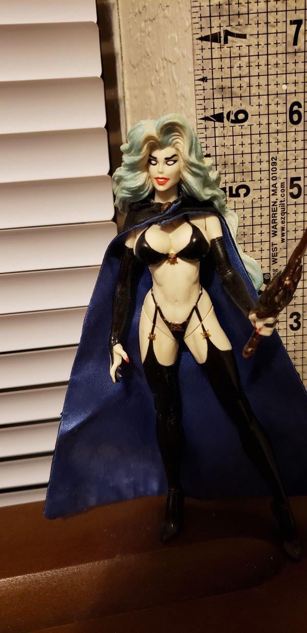 """Lady Death 6"""" Action Figure"""