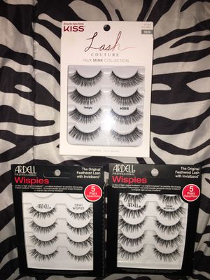 Ardell lashes for Sale in Renton, WA