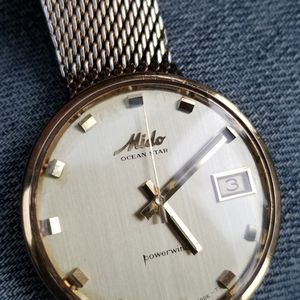 SWISS MADE VINTAGE MIDO POWERWIND AUTOMATIC WATCH for Sale in Fresno, CA