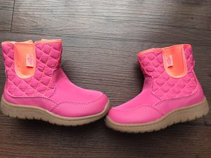 Brand New baby/toddler/girls boots, 8us, Oshkosh for Sale in Denver, CO
