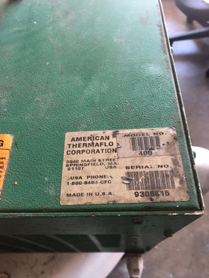 Recovery Freon therma Flo OZ for Sale in La Puente, CA