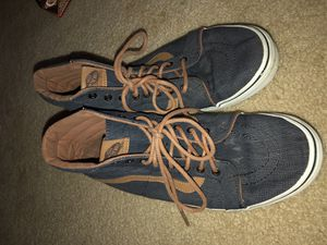 Men's Van Shoes Size 12 for Sale in Silver Spring, MD