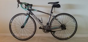 Very light SPECIALIZED road bicycle. Many UPGRADES!!!! for Sale in Pompano Beach, FL