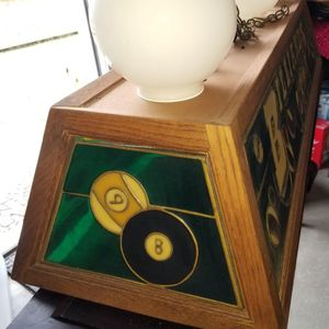 Pool Table Light for Sale in Currituck, NC