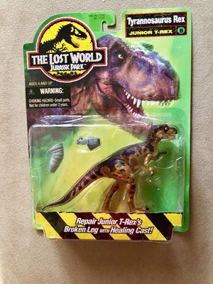 Lost World Jurassic Park Mint Figures for Sale in Las Vegas, NV