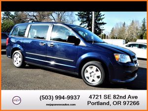 2013 Dodge Grand Caravan for Sale in Portland, OR