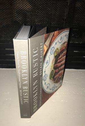 Brooklyn Rustic Cookbook for Sale in Germantown, MD