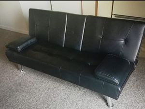 Leather Couch for Sale in Columbia City, IN