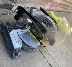 Ryobi miter saw for Sale in Los Angeles, CA