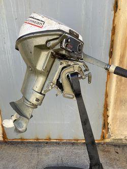 Johnson 2 Stroke, 9.5 hp, Outboard Motor for Sale in Alameda, CA