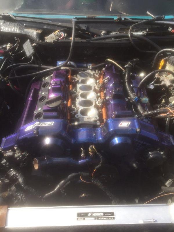 300zx z32 TT 5 Speed Manual