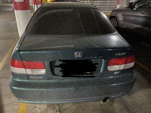 1999 Honda Civic Ex Coupe 123,xxx miles $4,500.00 obo for Sale in Chicago, IL