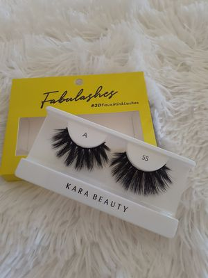 Kara beauty Fabulashes #A55 for Sale in Victorville, CA