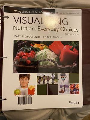 Nutrition book for Sale in Palm Bay, FL
