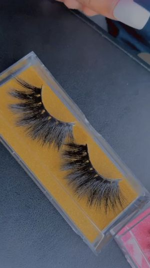 25 mm Mink Lashes for Sale in Fort Lauderdale, FL