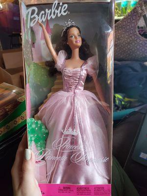 Princess, princesa, princesse barbie for Sale in Gig Harbor, WA
