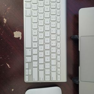Apple A1314 Keyboard And A1296 Mouse $60 for Sale in Pompano Beach, FL
