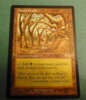 Gaea's Cradle for cheap for Sale in Fox Lake, IL