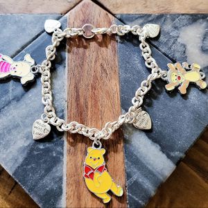 Winnie The Pooh And Friends Charms Bracelet Handmade for Sale in Odessa, TX