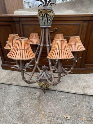 Tropical chandelier for Sale in Granger, IN