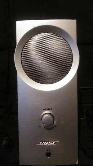 Bose (Companion 2) Computer Speaker [HQ SOUND] for Sale in FAIR OAKS, TX