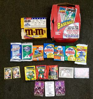 Baseball cards for Sale in Greenville, SC
