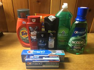 Household/personal care bundle for Sale in Millvale, PA