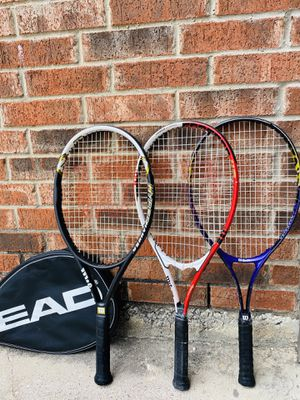 Wilson Tennis racket ( 1 Hammer head) for Sale in Irving, TX