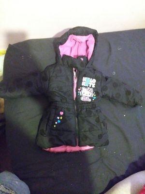 Hello kitty winter coat for Sale in Detroit, MI