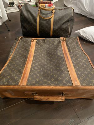 Louis Vuitton Monogram Garment Bag for Sale in Los Angeles, CA