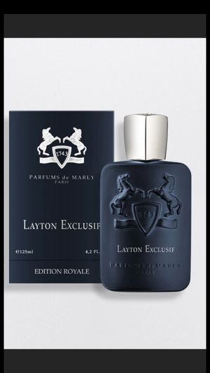 Parfums de Marly Layton Exclusif for Sale in Irvine, CA