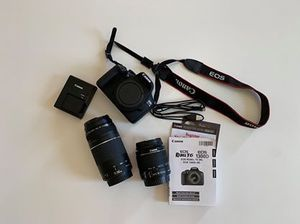 Canon Rebel T6 Camera & Video w/Accessories for Sale in Oakland, CA