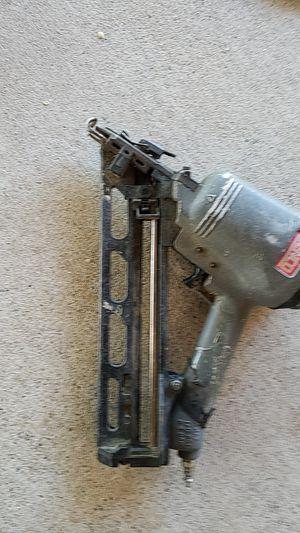 Senco SFN40 Finish Nail Gun for Sale in Menifee, CA