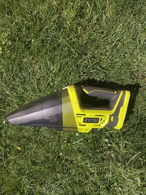 Vacuum cleaner rioby 18v for Sale in Lynwood, CA