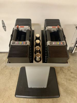 Powerblock Elite 90lb Adjustable Dumbbells for Sale in Anaheim, CA