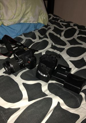 Canon t5 for Sale in Santa Ana, CA