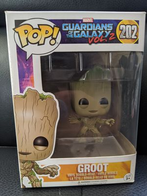 Funko Pop Marvel Guardians of the Galaxy BABY GROOT Vinyl Figure Collectible Bobblehead for Sale in San Diego, CA