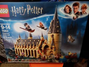 LEGO HARRY POTTER GREAT HALL SET for Sale in Cudahy, CA