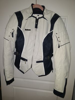 Pokerun woman's motorcycle jacket XS for Sale in Austin, TX