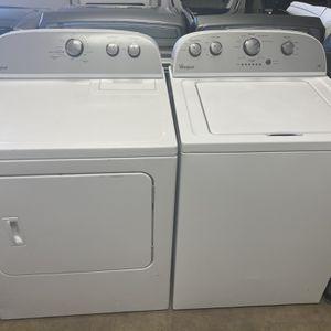 Whirlpool Washer&Dryer Set for Sale in San Antonio, TX
