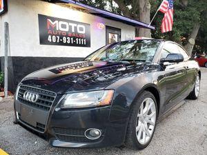 2012 Audi A5 Premium Plus for Sale in Kissimmee, FL