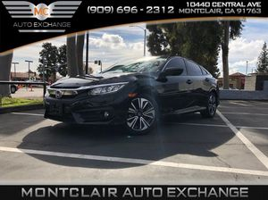 2016 Honda Civic Sedan for Sale in Montclair, CA