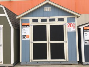 TUFF SHED. Tall Ranch 10x12 for Sale in Shelby charter Township, MI