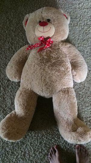 Big teddy bear for Sale in Beaverton, OR