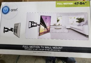 Brand New onn Full Motion TV Wall Mount for Sale in Antioch, CA