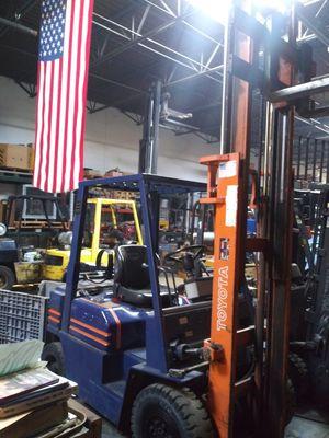 Toyota Forklifts for Sale in Warren, MI