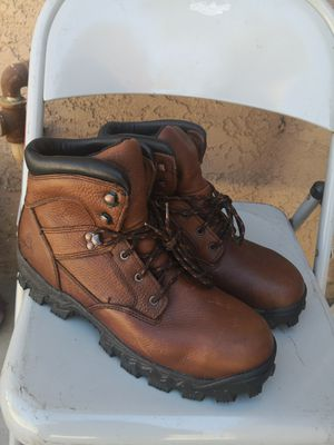 Brand new rocky steel toe work boots size 12 for Sale in Riverside, CA